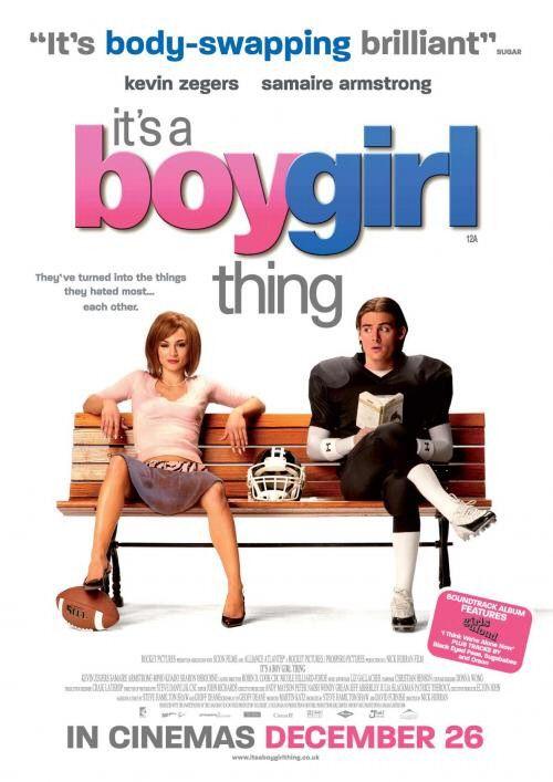 Фильм мальчик в девочке фильмы типа